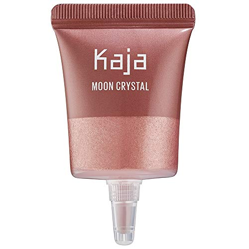 KAJA Moon Crystal | Sparkling Eye Pigment | 03 Tiger's Eye - shimmering brown taupe | 2020 Allure Best of Beauty Winner, Moon Crystal | Cruelty-free, Vegan, Paraben-free, Sulfate-free, Phthalates-free, K-Beauty