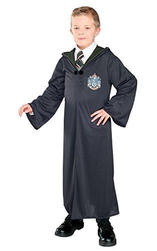 Rubie's - 884254 - Robe Serpentard Harry Potter, Enfants, L (8-10 ans)