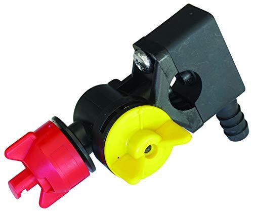Fimco 7771884 (OEM# 5275123) Wet Boom Polyacetal Center Nozzle Assembly, 4