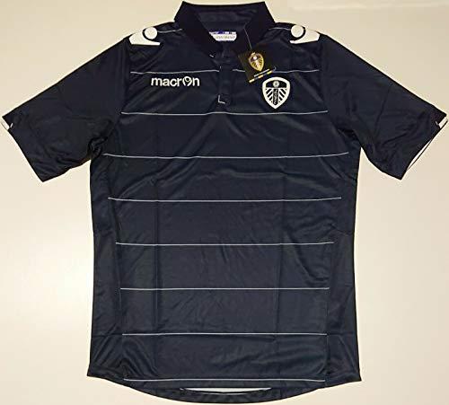 Leeds United Offizielle FC Trikot im Retro-Stil mittel groß