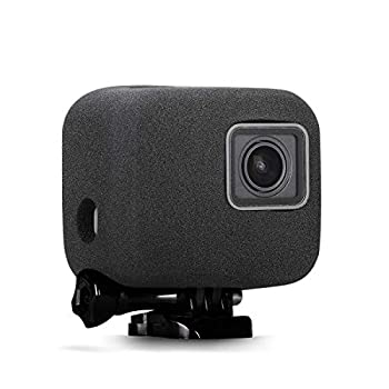 Taisioner Windslayer Cover Housing Frame Case for GoPro Hero 5 Hero 6 Hero 7 Black Video Noise Reduction