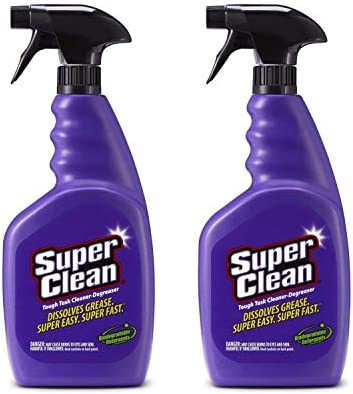 SuperClean Multi Surface All Purpose Cleaner Degreaser Spray Biodegradable Full Concentrate product image
