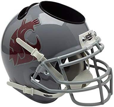 Schutt National uniform free shipping NCAA Washington State Cougars Helmet Desk Direct sale of manufacturer Football Caddy
