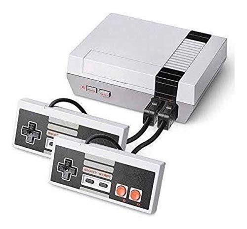 na Mini Consola Retro Clásica – 620 Videojuegos Clásicos – 2 Controles – Cables AV – 8 bits – Juegos…