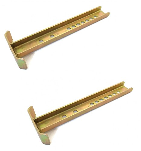 Find Discount Buyers Products 1304710 Plow Kickstand Zinc Yellow, Replaces Boss #Stb03220 - Lot of 2