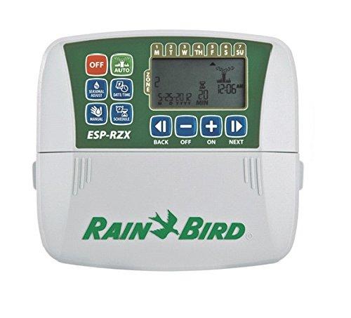 RainBird Beregnungscomputer Steuergerät, Typ ESP-RZX6i, 6 Stationen Indoor