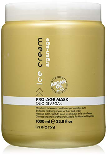 Inebrya Ice Cream Pro-Age Mask with Argan Oil 33.8oz by Unknown