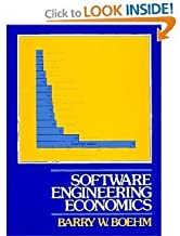 Software Engineering Economics byBoehm