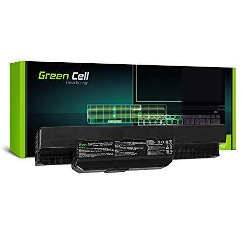 Green Cell Batería ASUS A32-K53 para ASUS K53 K53E K53S K53SD K53SJ K53SV K53T K53U K53Z X53 X53E X53S X53SV X53U X54 X54C X54H X54L A53 A53E K53TA K53TK X53B X53SC X53SD X53T X53Z K54 (10.8V)