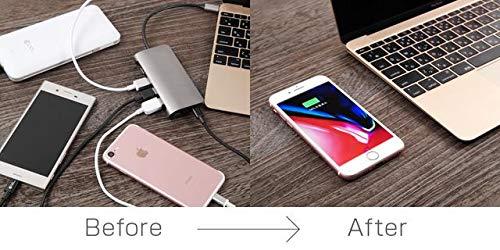 deskHack 机 qi ワイヤレス充電器 7.5W 10W 急速充電 iPhone8 8plus X XS XR Galaxy S9 S10 note8