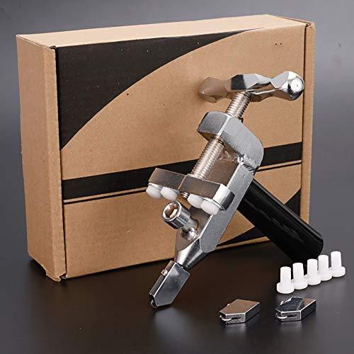 Takefuns Fliesenschneider, Fliesenbrecher Fliesenschneider, offenes Messer, Glastrenner Öffner, Handheld-Werkzeug Set