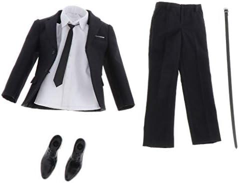 Amazon.es: P Prettyia 1/6 Kits Traje de Vestir Pantalones ...