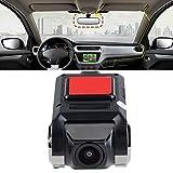 Coche DVR Dash Cam, HD 1080P Mini coche DVR Video Recorder Cámara de salpicadero Smart GPS ADAS Driving Recorder