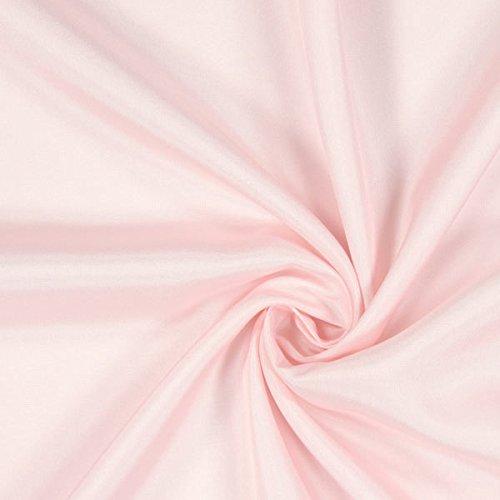 Fabulous Fabrics Futterstoff rosa, 140cm breit – zum Füttern von Jacken, Kleidern oder Mänteln - Meterware erhältlich ab 0,5 m