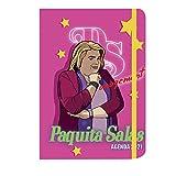 Agenda anual bolsillo 2021 Paquita Salas (TANTANFAN)
