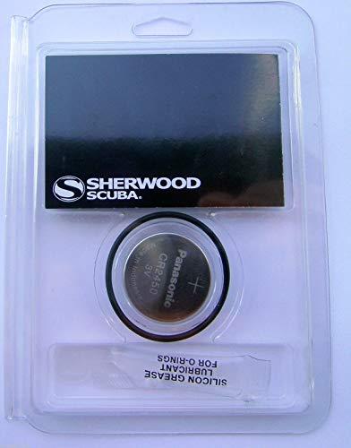Sherwood Battery Kit For Wisdom, Insight, Profile Computer