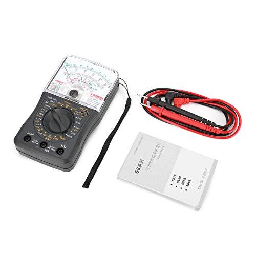 healthwen Mini multímetro analógico de mano AC /...