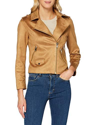 Sisley Women's Jacket, Tobacco Brown 10g, 42