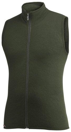 Woolpower Weste (Vest, 400g/m², grün, Gr.XXXL