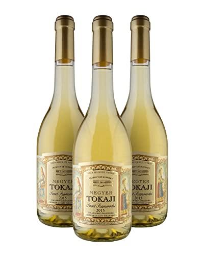 Château Megyer Sweet Szamorodni D.O.P. Tokaji Vino Blanco - Sárospatak, Hungría - Pack 3 Bot. 50 cl.
