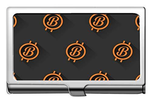 Professional Business Kreditkartenetui/Ausweishülle, Dollar Bitcoin Capital Kreditkartenetui/Ausweishülle/Kartenetui