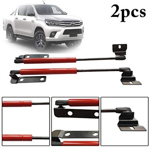 Jinglingkj 2015-2019 Hi-lux Gun125 AN120 AN130 Revo Specifique v/érins /à gaz pour hayon arri/ère de voiture