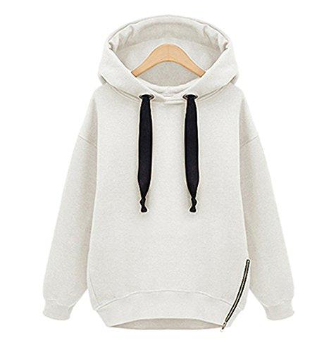Babao dames capuchon sweatshirt jumper