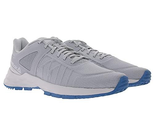 Reebok Walking-Schuhe Astroride Trail 2.0 leichte Damen Outdoor-Sneaker Sport-Schuhe Freizeit-Sneaker Grau, Größe:40
