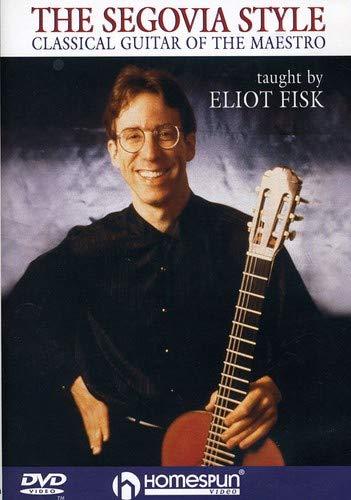 Segovia Style Classical Guitar [DVD] [2004] [NTSC]