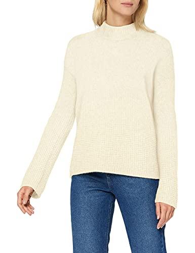 BOSS C_fikalla Suéter pulóver, Open White118, M para Mujer