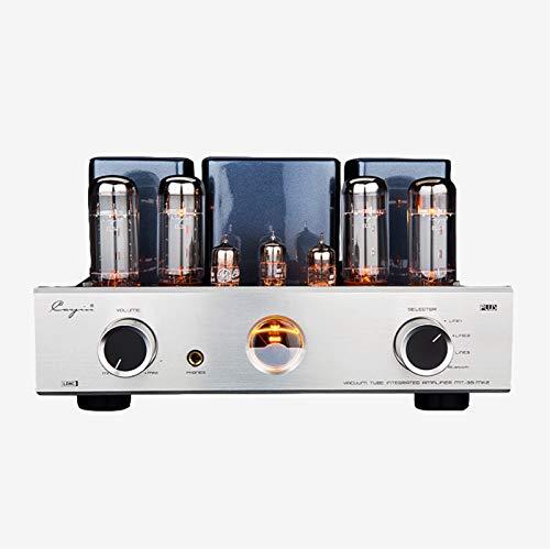 YaGFeng Amplificatore MT-35MK2 Amplificatore Valvolare Integrato Bluetooth Amplificatore Valvolare Audiofilo Ad Alta fedeltà MT-35MK2 Plus (Versione Bluetooth)