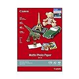 MP-101 A3 Matte Photo Paper (40 Sheets) [Canon]