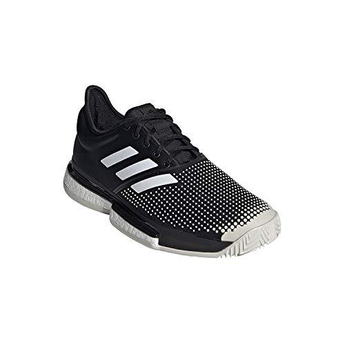 Adidas Solecourt Boost M Clay, Zapatillas de Tenis para Hombre, Multicolor (Multicolor 000), 42 2/3 EU