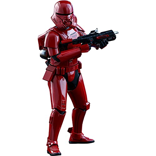 1:6 Sith Jet Trooper Figur - Star Wars: The Rise of Skywalker