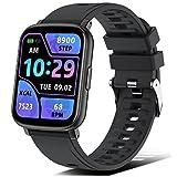 Reloj Inteligente Hombre Mujer 1.69'' Smartwatch con Monitor de...