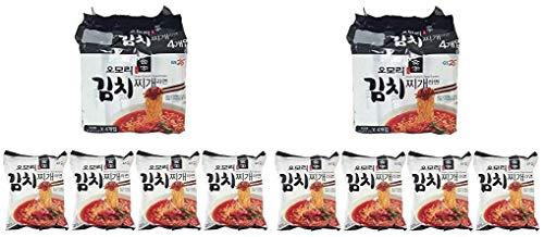 [八道/Paldo] GS25 オオモリ キムチチゲ ラーメン 8袋入 / 韓国食品/韓国ラーメン (160g * 8袋入)