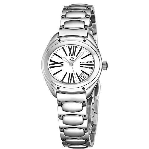 Charriol The Force FS.130.FS05 - Orologio da donna in acciaio INOX,...