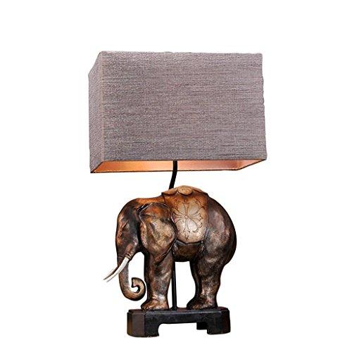 Lampe de bureau Elephant Lampe de bureau rétro Lampe de chevet