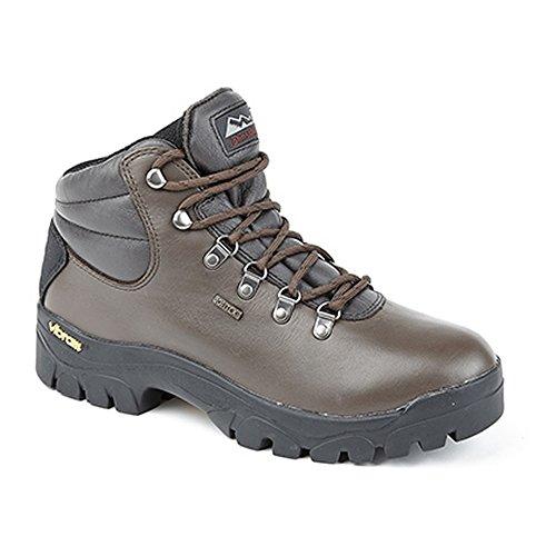Mens Hiking Boots JOHNSCLIFFE EDGE Oiled Nubuck