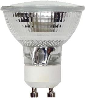 GE Lighting 61142 35-watt 200-Lumen MR16 Floodlight Bulb with GU10 Base, 3-Pack