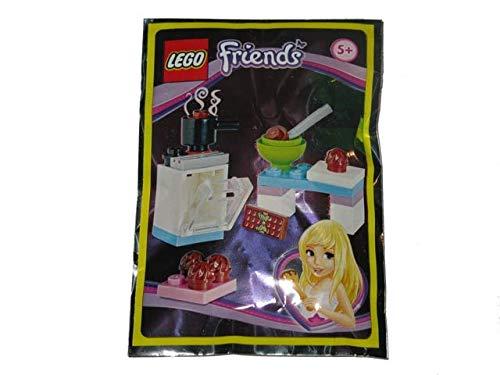 Blue Ocean LEGO Friends 561604 - Juego de papel de aluminio para cocina (bolsa)