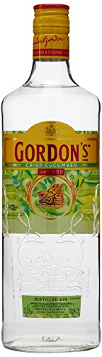 Gordons Cucumber Ginebra - 700 ml