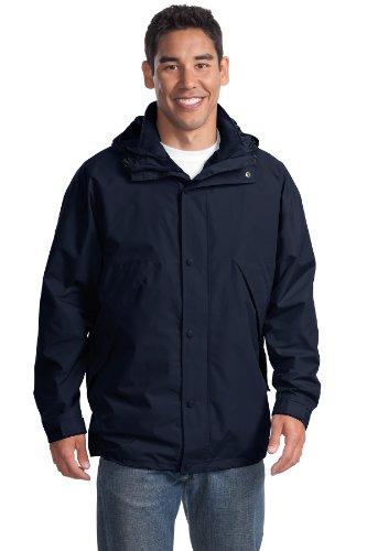 Port Authority Men's 3-In-1 Waterproof Zipper Jacket