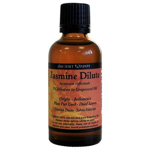 Oude Wijsheid 50 ml Jasmijn Verdun etherische olie