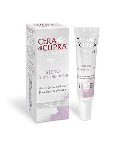 Cera di Cupra Siero Contorno Occhi - 3 confezioni da 15 ml