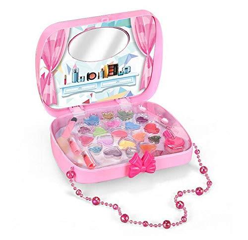 Bento Geben Sie vor, Prinzessin Make-up Set Handtaschen zu Spielen. Make-up Sets für Mädchen,...