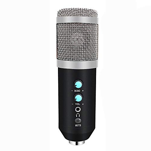 SFBBBO microphone 2020 Usb Microphone For Laptop Pc Condenser Mic Kit Microphone For Live Broadcast Record 2