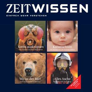 ZeitWissen, Dezember 2005 Titelbild