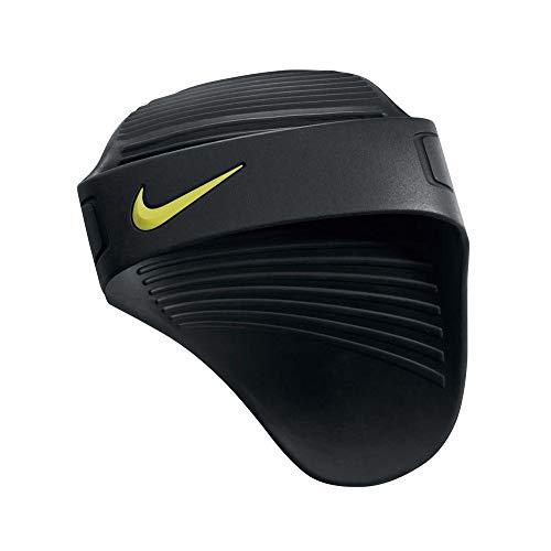Nike Alpha Training Grip (Small, Black/Dark Charcoal/Atomic Green)