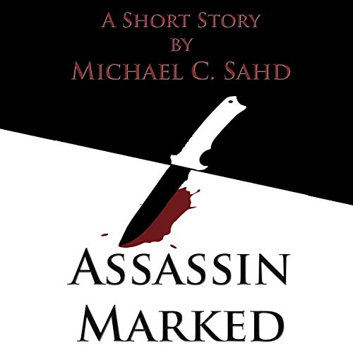 Assassin Marked audiobook cover art